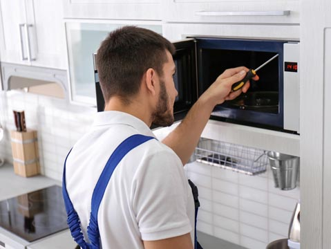 Microwave oven repair - Frederick Appliance Repairs